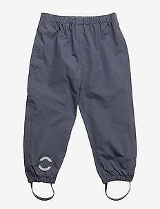 Nylon Pants - trousers - 287 blue nights
