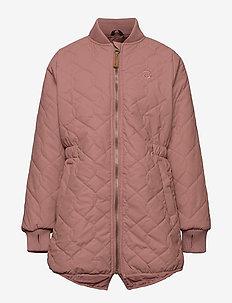 Duvet Girls Jacket - termojakke - burlwood