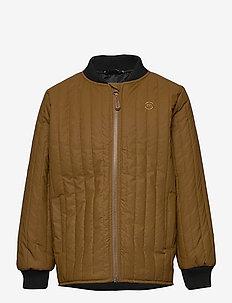 Duvet Boys Jacket - termojakke - rubber