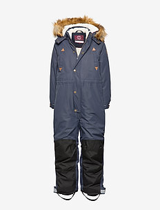 OUTDOOR Uni Suit - vinterdress - blue nights