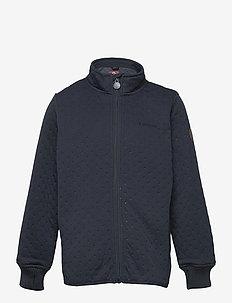 Soft Thermo Recycled Boy Jacket - termojakke - blue nights