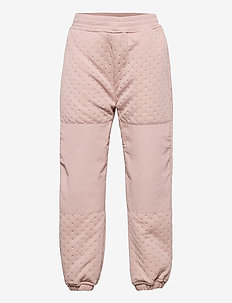 Soft Thermo Recycled Uni Pants - underdele - adobe rose