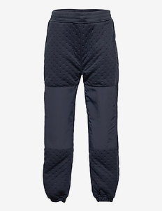 Soft Thermo Recycled Uni Pants - underdele - blue nights