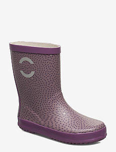 Wellies - AOP - ELDERBERRY