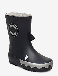 Boys 3D Wellies - rubberboots - blue nights