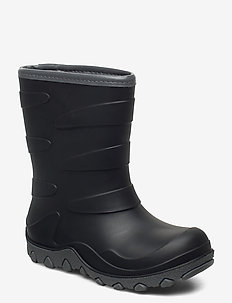 Thermo Boot - rubberboots - black