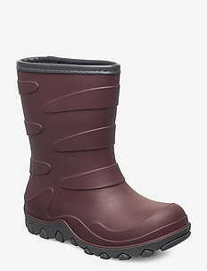 Thermo Boot - rubberboots - marron