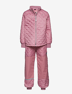 THERMO set - no fleece - 518 POLIGNAC ROSE