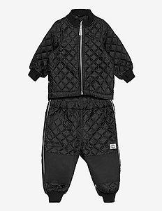 Thermal Set - termoklær - black