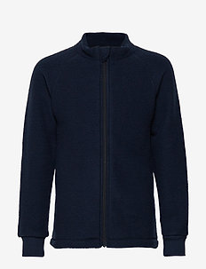WOOL jacket - villavaatteet - 287/bluenights