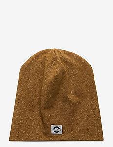 Cotton Lurex Hat - mützen - rubber