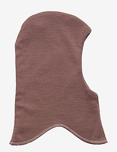 WOOL fullface with windstop - ROSE TAUPE