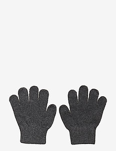 Magic gloves - Knit - ANTRAZITE