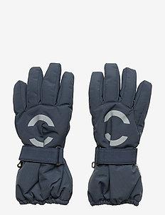 NYLON Junior gloves - zimowe ubranie - blue nights