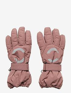 NYLON Junior gloves - ROSE TAUPE