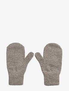 Magic mittens - Knit - rękawiczki - 155/graphitegrey