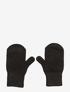 Magic mittens - Knit - gloves - 190/black