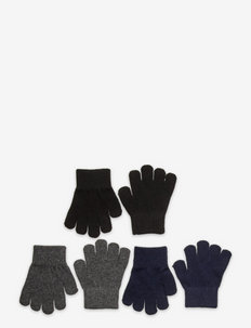 Magic Gloves 3 Pack - wanten - bluenights/antrazite/black pack