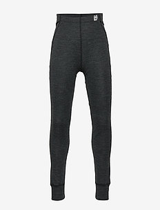 WOOL pants - LANCASTER GREY MEL