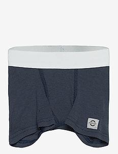 Wool Boys Shorts - underdele - blue nights