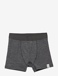 WOOL Shorts Boys - LANCASTER GREY MEL