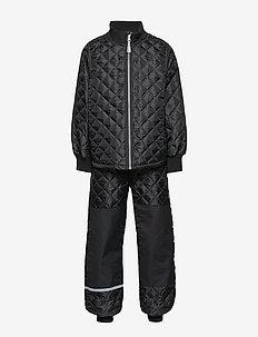 THERMO Set - No Fleece - thermo - 190/black