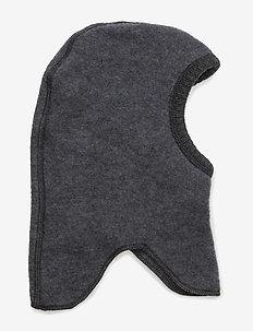 Wool fullface - 916/Melangegrey