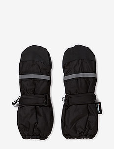 THINSULATE mittens - BLACK