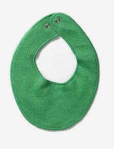 Cotton Bibs - Round - lätzchen - 325/grass green