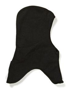 Wool fullface solid - 190/Black