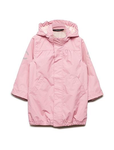 NYLON Girls Coat - 518 POLIGNAC ROSE