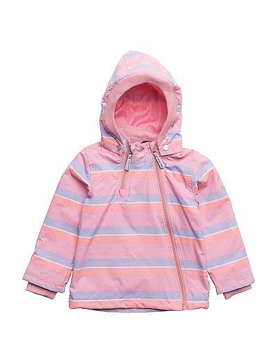 NYLON Baby jacket - Stribes - 709 DAY BREAK PURPLE