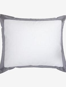 Sobrio Pillowcase - tyynyliinat - grey