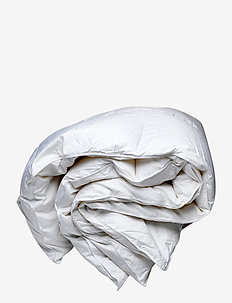 Natura Down Duvet - pillows & duvets - white