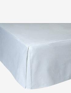 Napoli Bed Skirt - helmalakanat - white