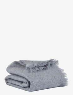 Senzo Throw - tæpper & sengetæpper - grey