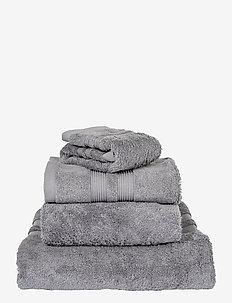 Fontana Towel Organic - pyyhkeet & kylpypyyhkeet - grey