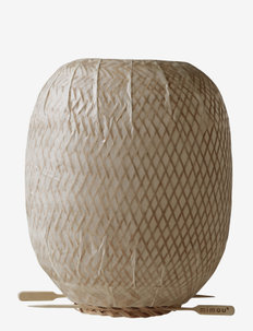 Lampeskærm Maipai - white