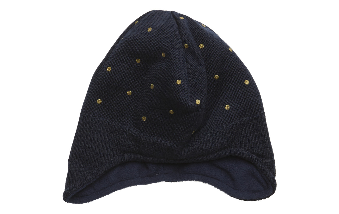 Mini A Ture Gillie Hood, BM - SKY CAPTAIN BLUE
