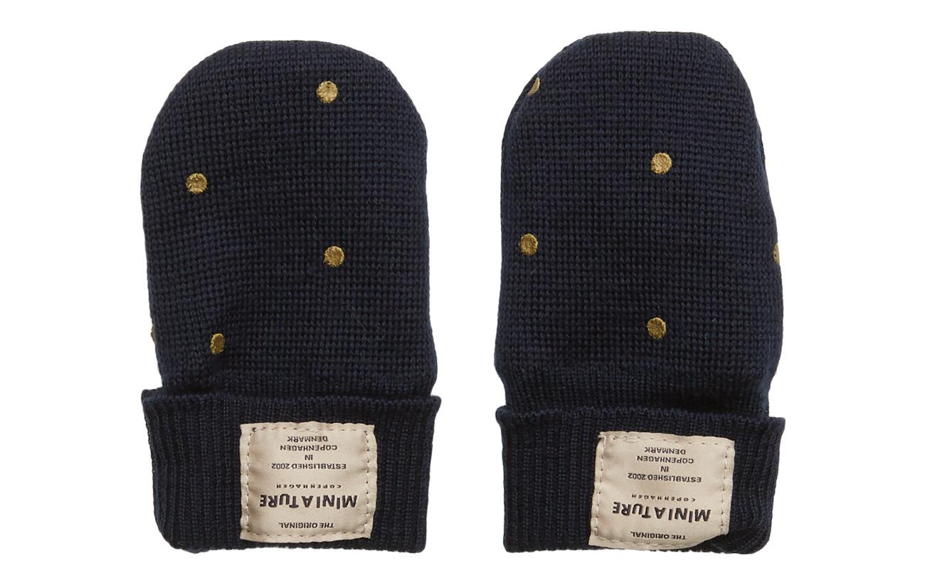 Mini A Ture Celin Glove, BM - SKY CAPTAIN BLUE