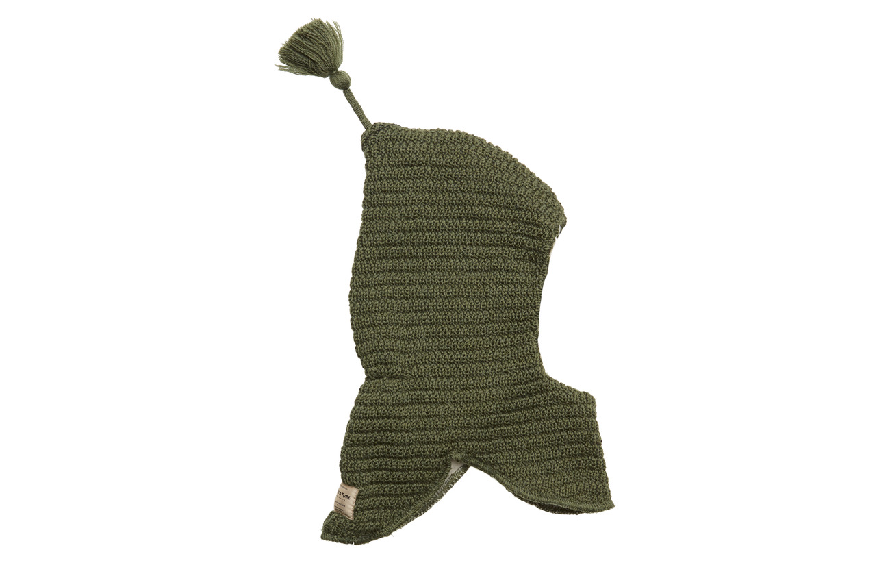 Mini A Ture Juel Hood, MK - CLOVER GREEN