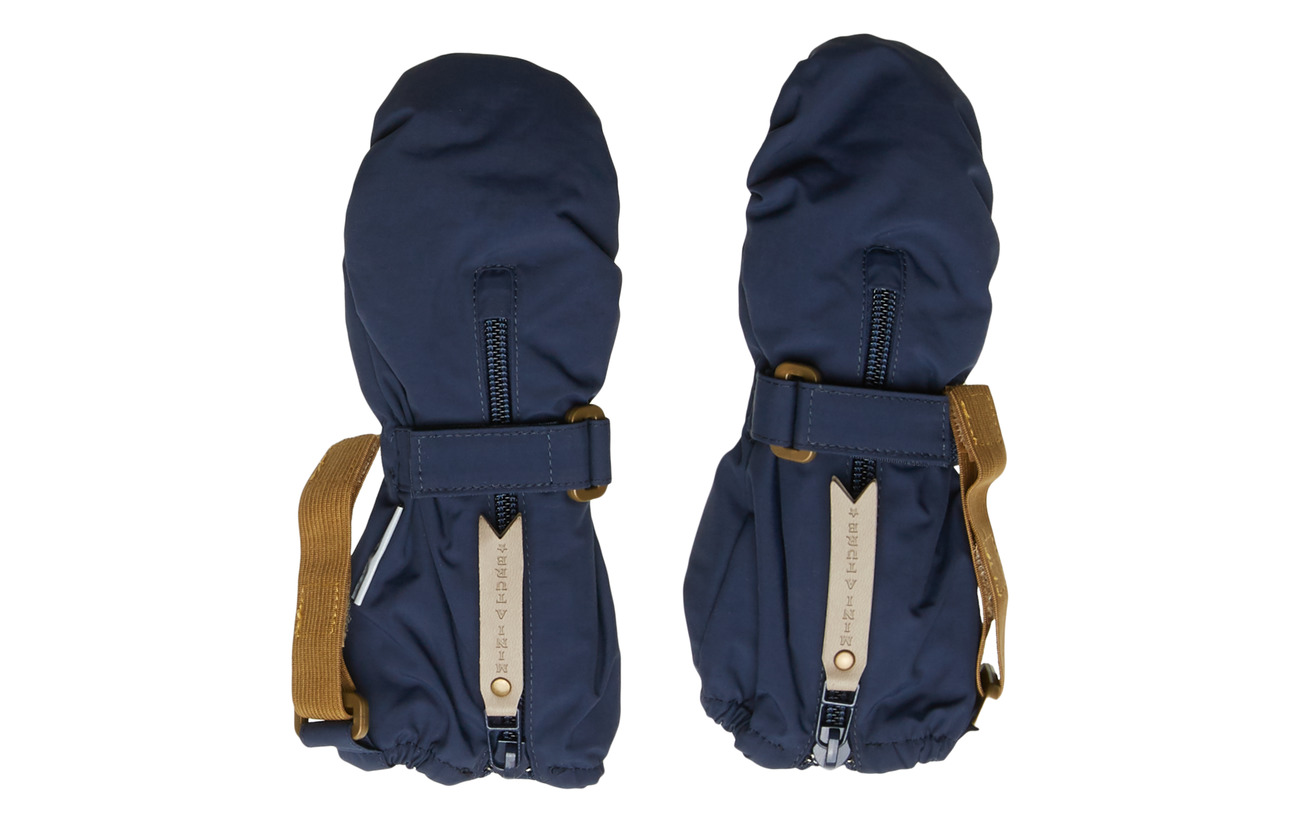 Mini A Ture Cesar Glove, M - PEACOAT BLUE