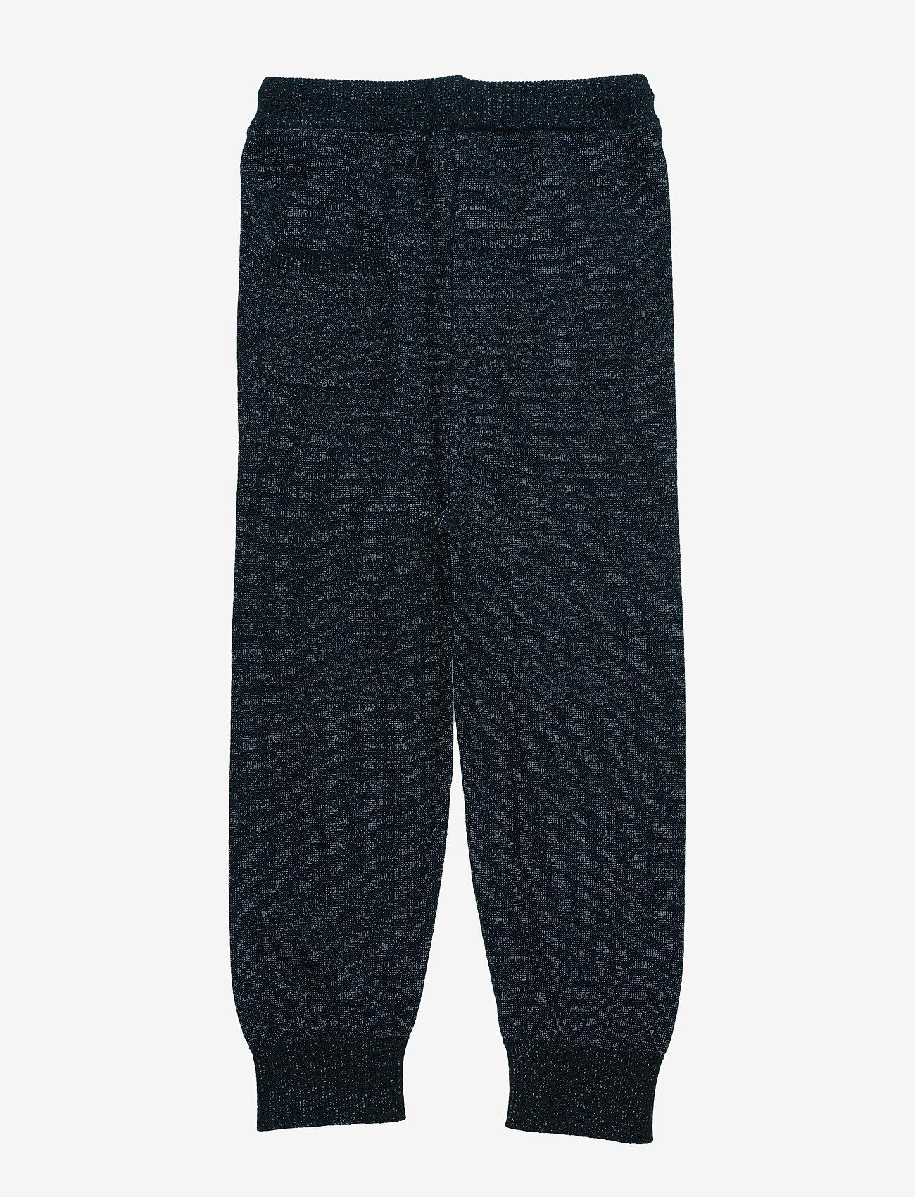 Mini A Ture - Tano, B Pants - trousers - sky captain blue - 1