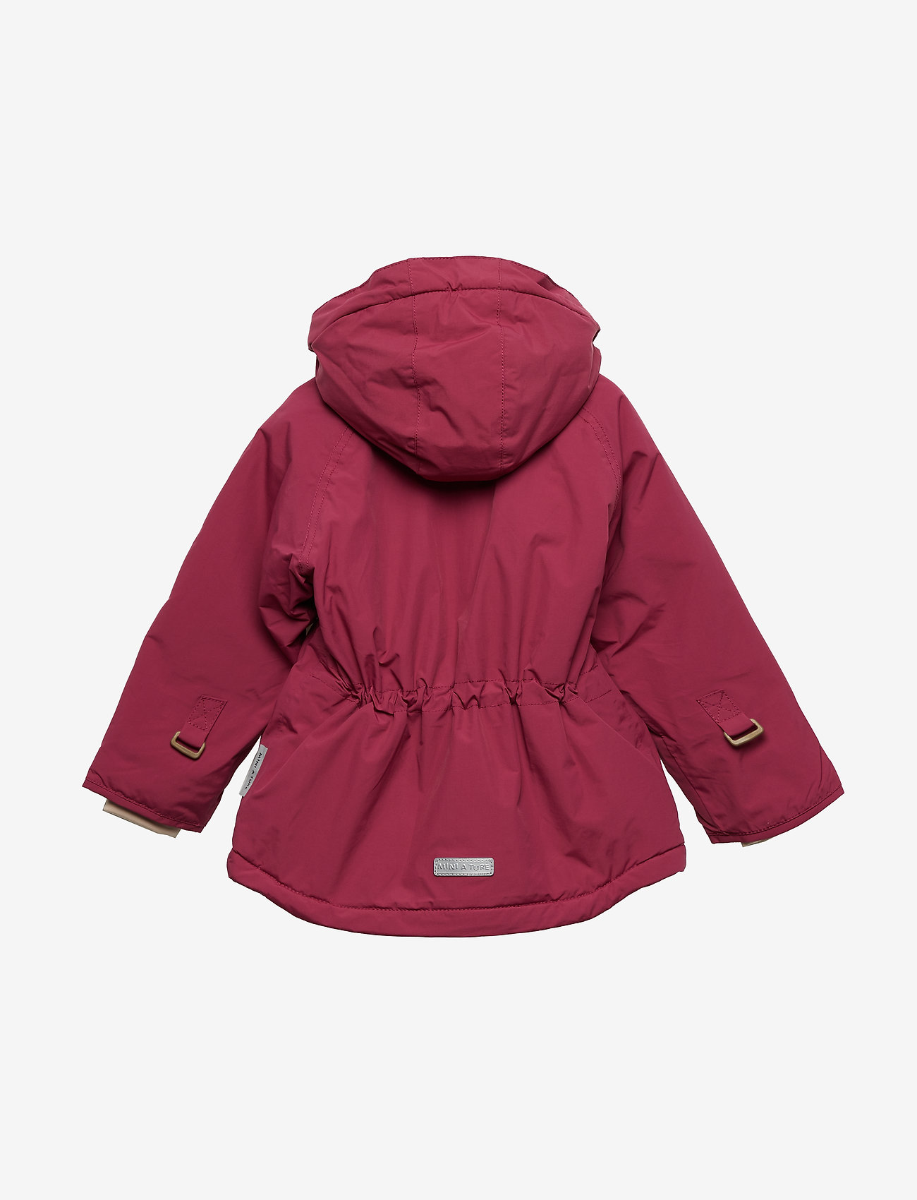 Mini A Ture - Wally Jacket, M - parkas - cherry - 1
