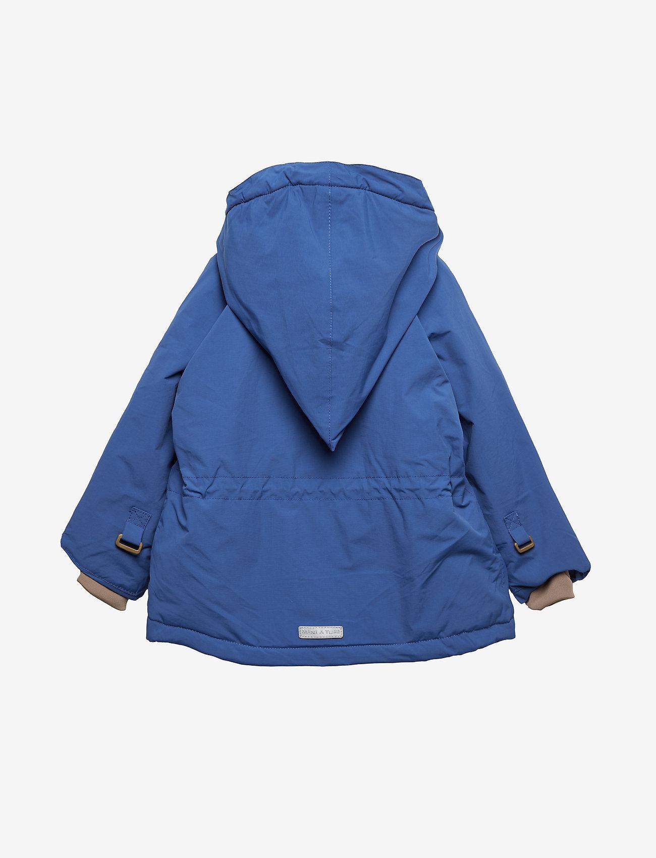 Mini A Ture - Wang Jacket, M - daunen- und steppjacken - blue quartz - 1