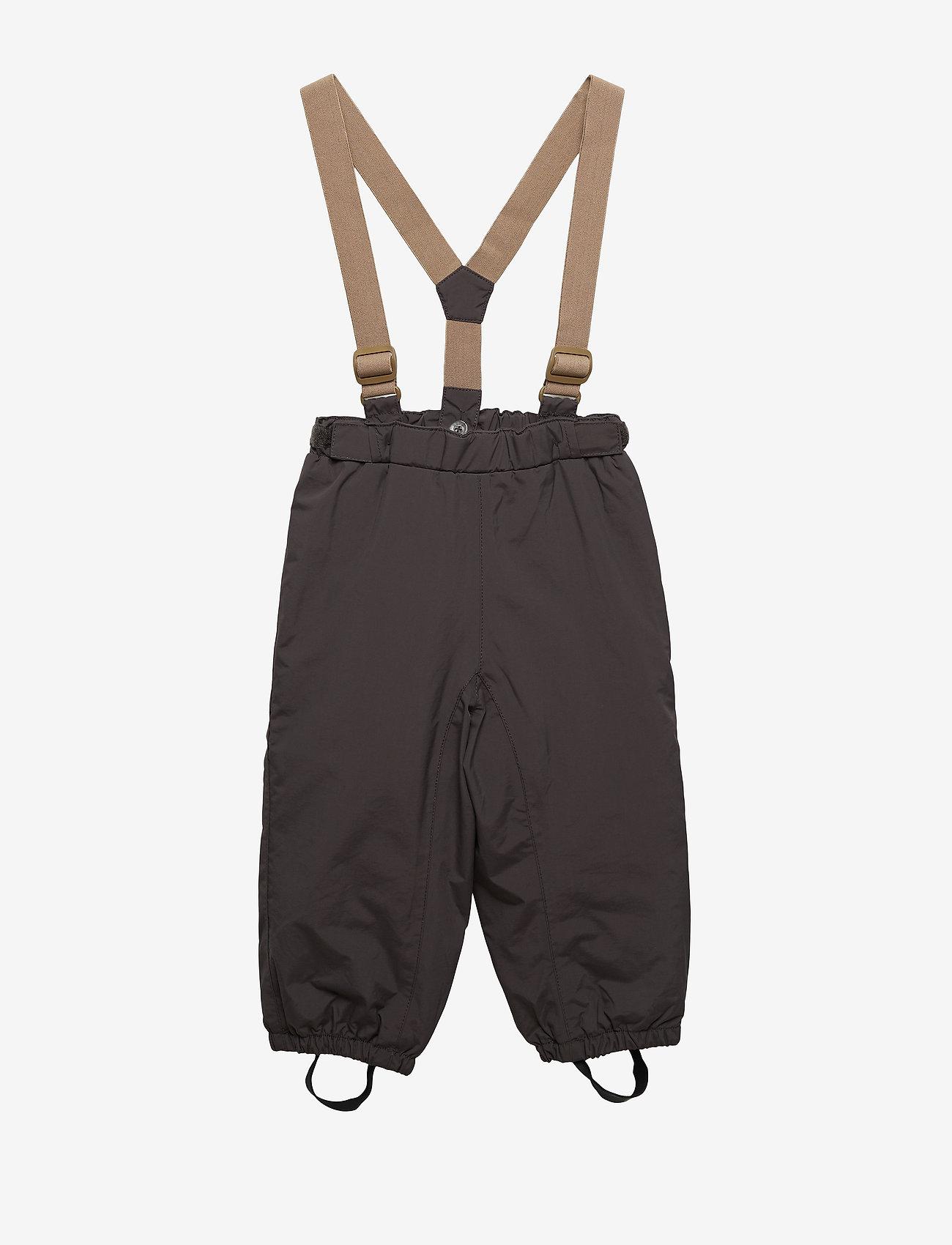 Mini A Ture - Wilas Pants, K - vinterbukser - licorise - 0
