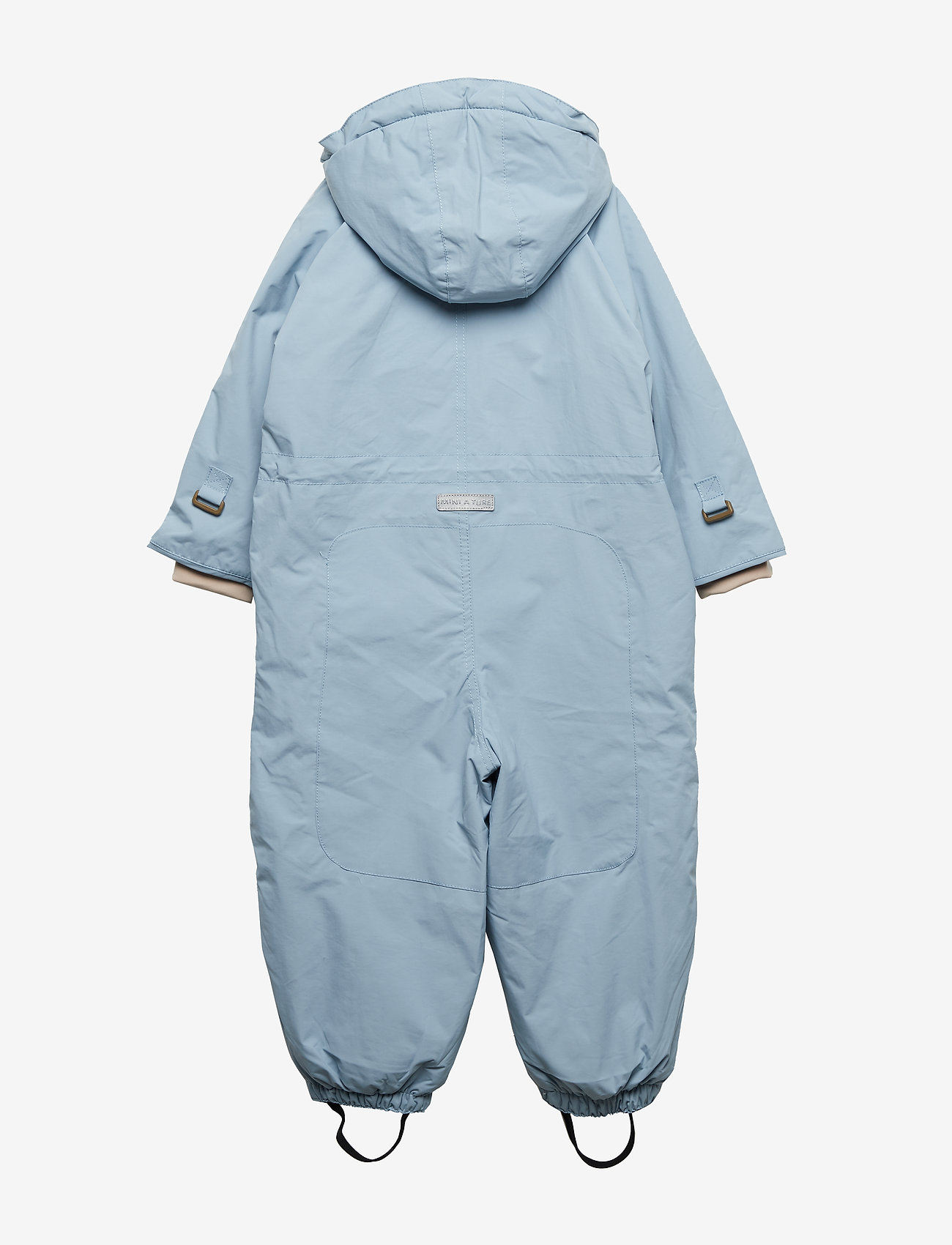 Mini A Ture - Wisti Snowsuit, M - vinterdress - dusty blue - 1