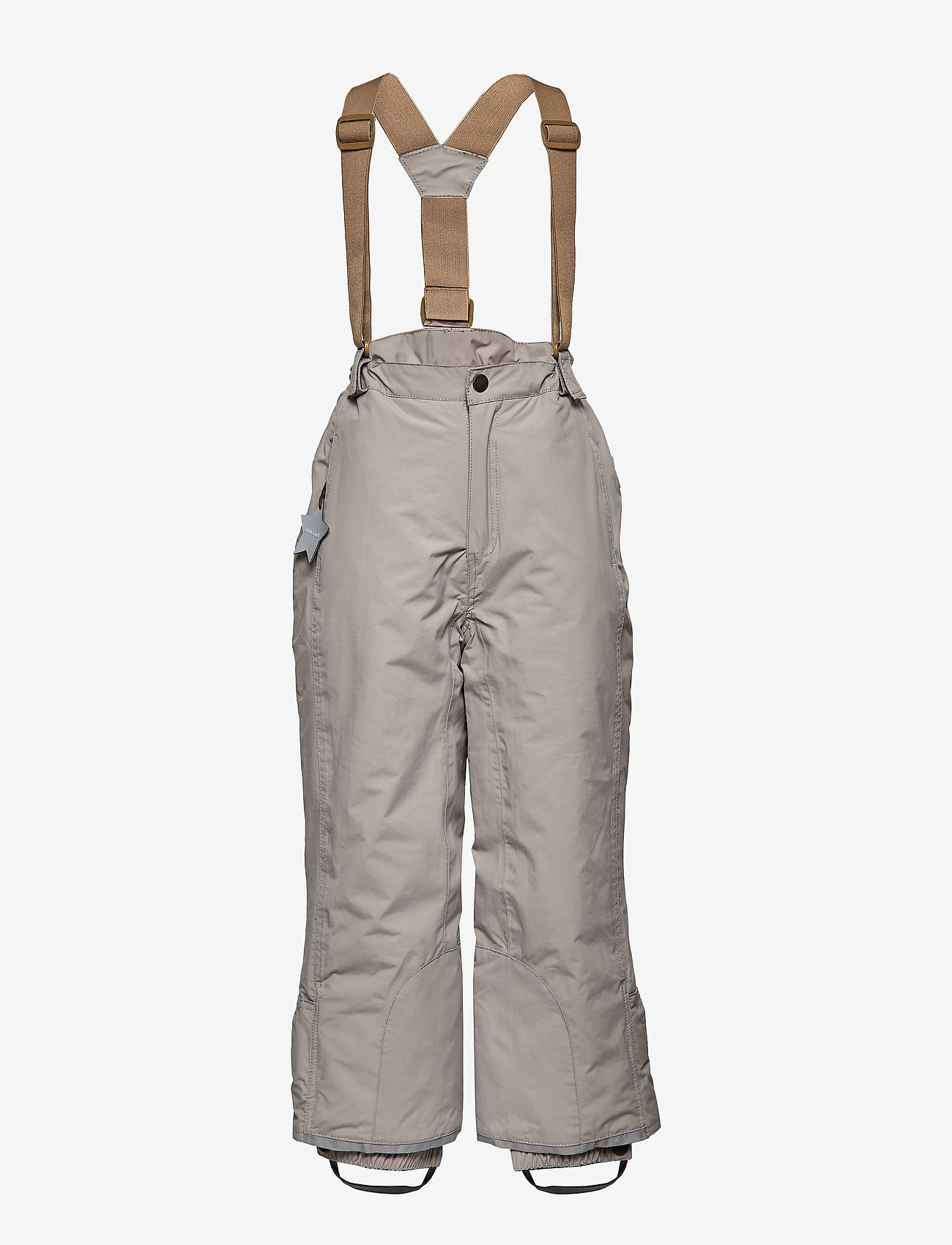 Mini A Ture - Witte Pants, K - winterbroeken - cloudburst grey - 0