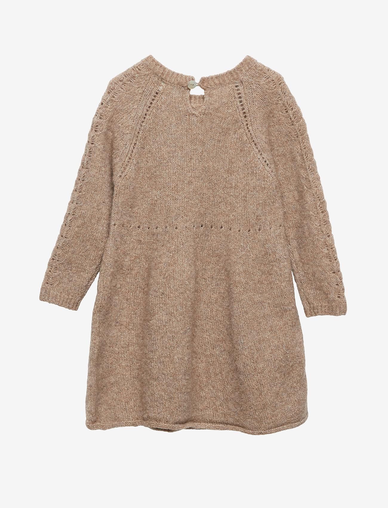 Mini A Ture - Roberta Dress, M - kjoler - apple cinnamon - 1