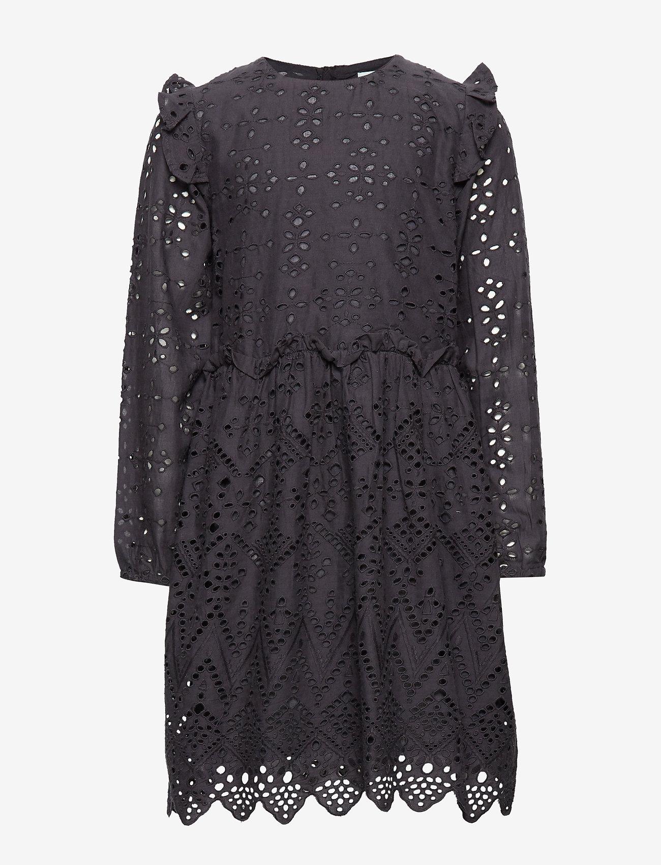Mini A Ture - Tilia Dress, K - kjoler - outer space - 0